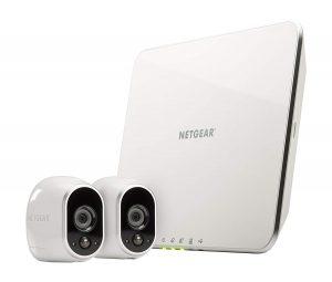 Arlo HD Smart Home 2 HD-Überwachungkamera-Sicherheitssystem