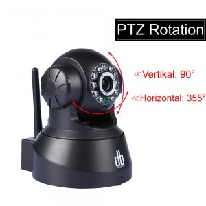 DBPOWER IP Kamera