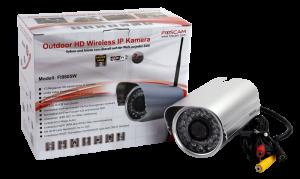 Foscam FI9805W IP-Kamera Wetterfest