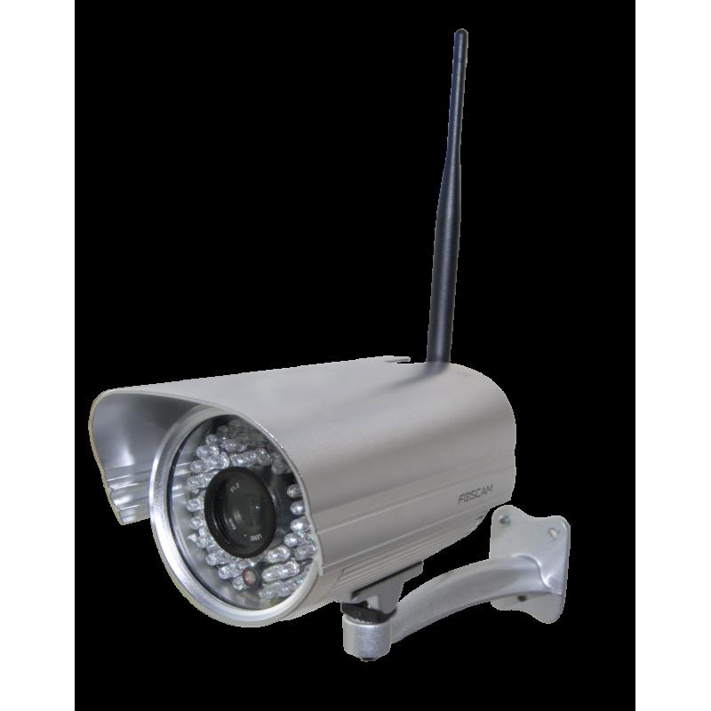 Foscam FI9805W Wetterfeste HD IP Kamera