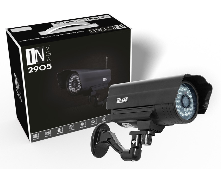 INSTAR IN-2905 V2 Überwachungskamera