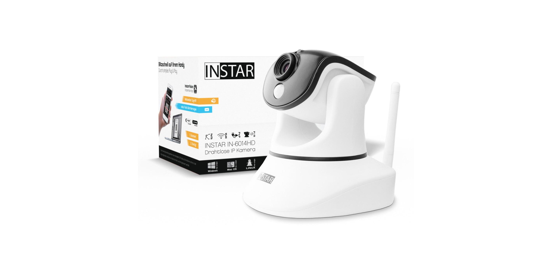 instar in 6014hd top ip kamera zur berwachung tag und nachts. Black Bedroom Furniture Sets. Home Design Ideas